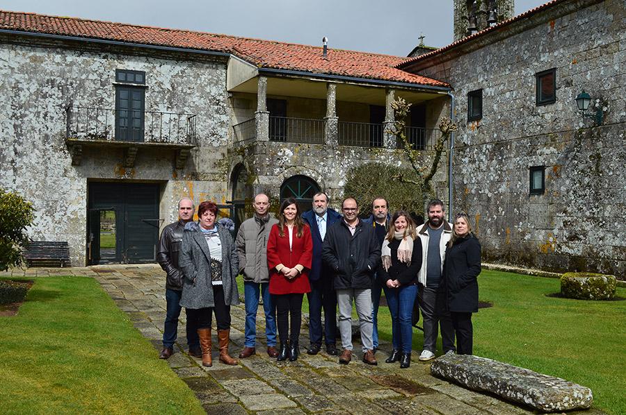 Directiva Amigos do Mosteiro de Aciveiro e Terras de Montes