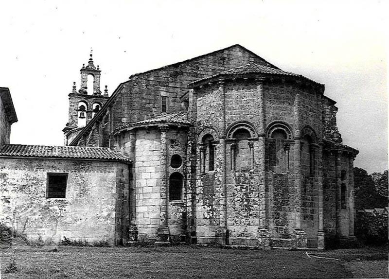 Aciveiro Absides Ca. 1970