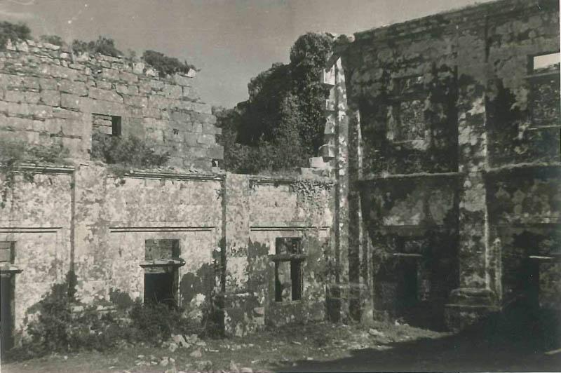 Aciveiro Claustro Ca. 1960
