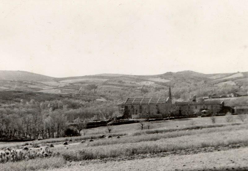 Aciveiro Vista polo Norte Posterior a 1955.