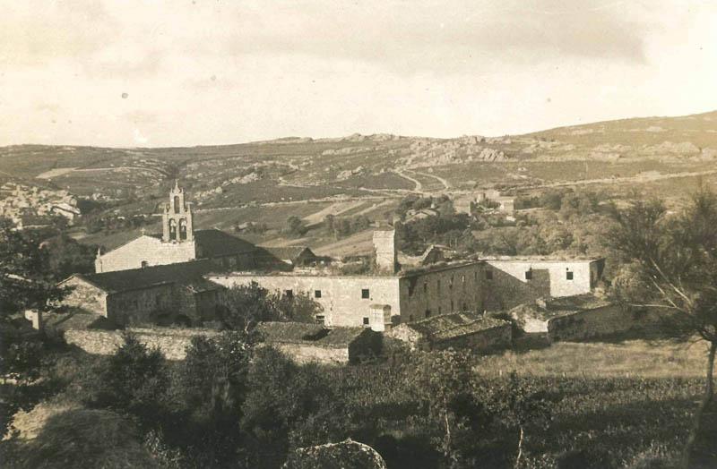 Aciveiro Vista Posterior a 1930