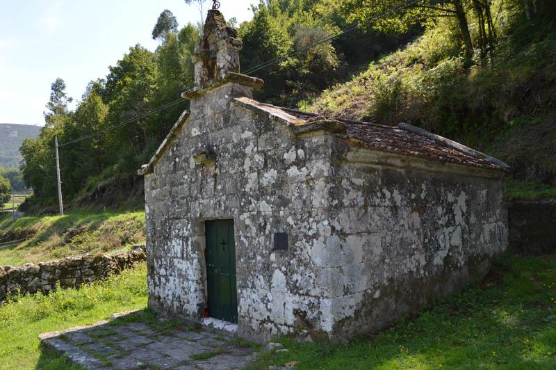 Cerdedo Capela de San Antón