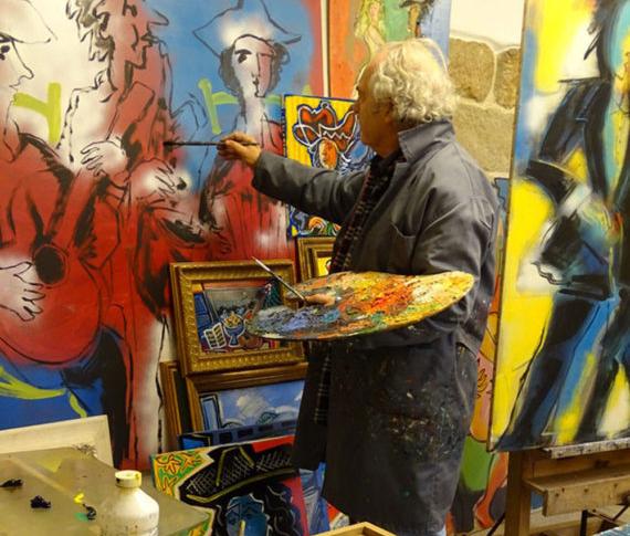 Exposición Xosé María Barreiro
